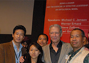 werner erhard leadership course 2010 India