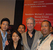 Werner Erhard Leadership Course India 2010